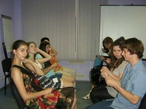 ФРІ-party в Миколаєві