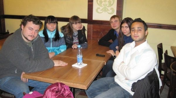 Участники FRI-d-Club'a