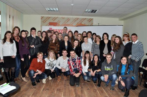 Школа журналістики Молодь-ДІЄ