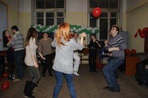 вечірка, День Закоханих, Харків