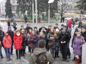 "екскурсія у Харкові (проект ""Твоя Країна"")"