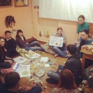 Тренінг з арт-терапії ФРІ-Харків