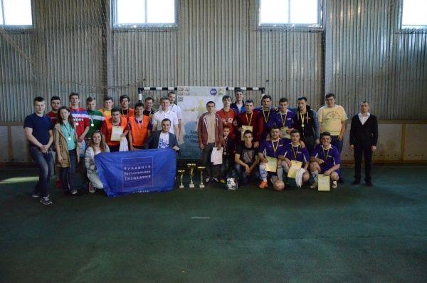 Благодійний футбольний турнір серед молоді