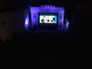 Ланжеронывський узвіз, кінотеатр Stella Artois