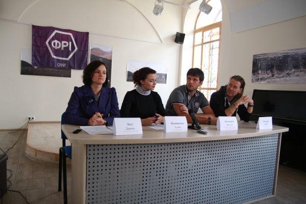 пресс-конференція з нагоди дня народження Сумської ФРІ